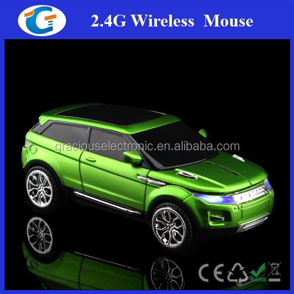 cool suv design car mous wireless for computer laptop