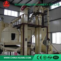 Factory top grade complete aqua feed production line