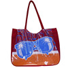 cheap transparent pvc beach bag