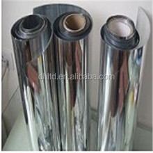 metallized cpp film 12 micron,bopp film 12 micron one side heat sealable corona treated bopp silver metalized 12 micron