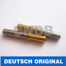 Original TE/Deutsch connector Solid Contacts/terminal pin gold female 0462-201-1631