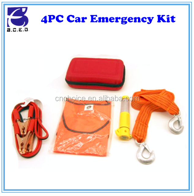 Ningbo Choice auto car roadside emergency repairing tool kit