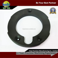 aluminum cnc optical instrument part retaining ring