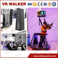 Linkyou 2016 most profitable product hottest interactive vr walker
