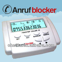 pro call caller id box with blacklist