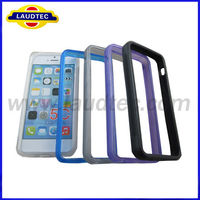 New Products Coloful TPU Bumper Case For Apple Iphone 5C Mobile Phone Cases