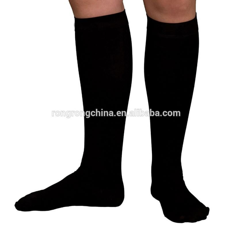 Support Compression Stocking Socks 15-20mmHg Knee High Sports Styles