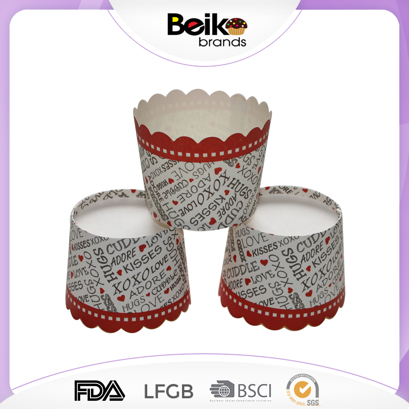 Baking Greaseproof Paper Cake Cups