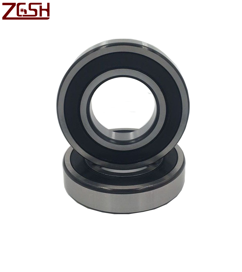 Single row deep groove ball bearing China brands export bearing