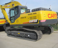Carter Big Excavators With New Japanese Engine For Sale