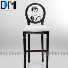DM-7014 Anji Duomei Wholesale Comfortable Dining Room Decorative Wooden Dining chairs