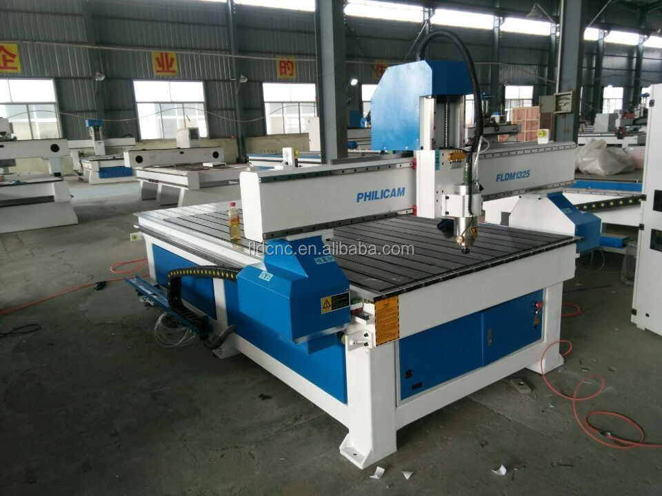 Discount price Jinan Philicam Lifan 3d 1325 cheapest cnc machine price