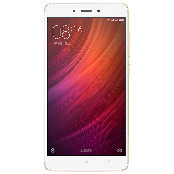 "China New Innovative Product Fingerprnt ID Xiaomi Redmi Note 4 2GB RAM 16GB ROM 1920x1080p 4100mAh5.5"" Red Mi Note4 Mobile Phone"