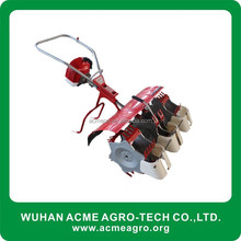 Agricultural weeding machine 1-3 row paddy field weeder for sale