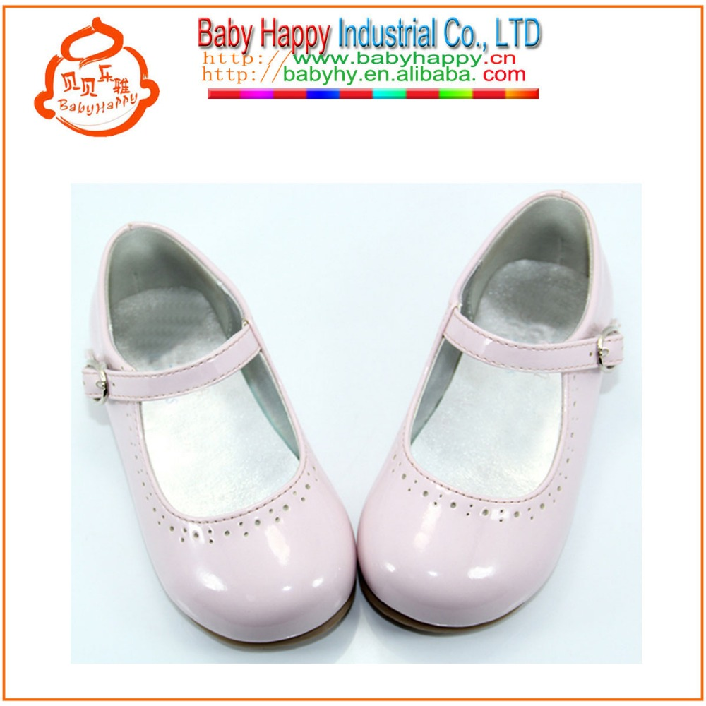 Pu Baby Shoes Cute Mary Jane Shoes Infant Mutiple Color