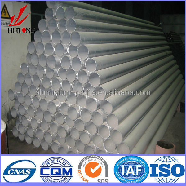 6063 T5 T6 35m aluminum pipe for military vehicles for sale aluminium price per kg