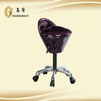 adjustable beauty shop stool for supplier china 2015