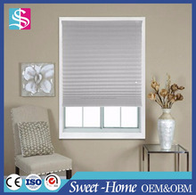 Fancy Decorative Lace Pleated Window Blinds