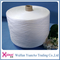 100 Spun Polyester Yarn 50s/2 Virgin Yarn For Sewing Thread