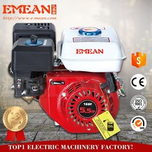 6.5HP mini gasoline engine gx200 gasoline engine vertical shaft cheap price