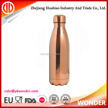 wholesale sport vacuum insulated stainless steel copper bottle 500 ml