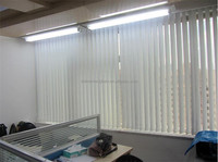 Office vertical blinds china fabric vertical blinds accessories