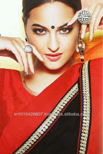 Sonakshi Sinha Saree - our loving bollywood actress