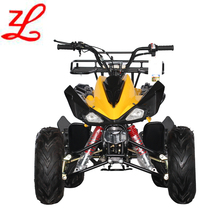 High qautily 4 wheeler atv for adults 110cc mini jeep willys kids tractor