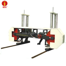 large horizontal band saw mill automatic lumber sawmill electric bandsaw machine for sale