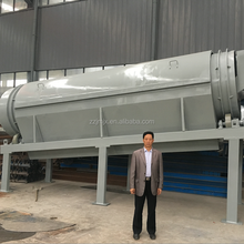 New Products Used Trommel Screen Machine For Separating Waste