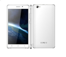 6 inch mt6580 quad core low cost big touch screen andriod mobile phone with CE certification