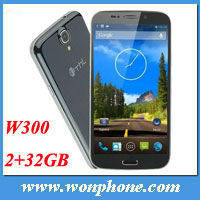 THL W300 6.5 inch MTK6589T Quad core 13MPX camera android 4.2 FHD 1920*1080 2GB/32GB 3g GPS bluetooth smart phone