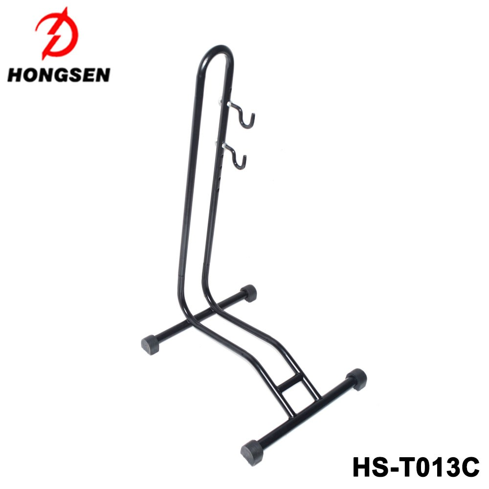 HS-T013C wholesale bike display rack used parking rack stand bicycle rack