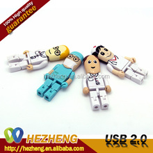 Promotional Gift Flash Pen Drive 8GB Doctor USB With Genuine Capacity