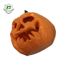 2018 New style High Quality artificial Halloween plastic pumpkin for festival decoration