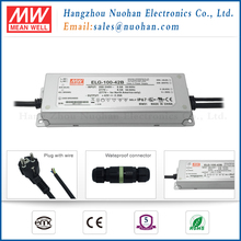 Meanwell ELG-100-42B 100w 42v dimmable power supply 100W 42v 0-10v dimming led driver