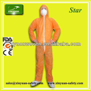 factory SPP Coverall