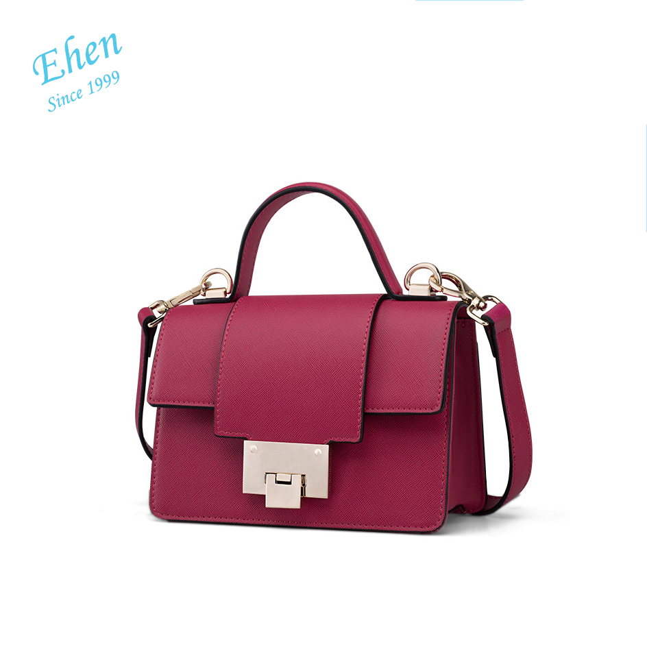 2017 popular saffino mini beautiful luxury bags women ladies handbags with small cutomized MOQ