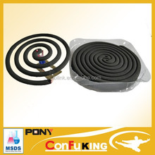 black mosquito coil used mosquito killer