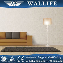 WA20203 / vinyl wallpaper with light color commercial wallpaper