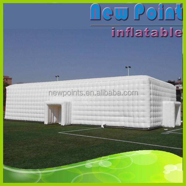 New Point outdoor inflatable dome tent,inflatable party tent,giant inflatable tent for wedding