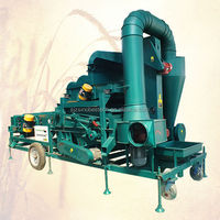 High Quality Seed Cleaner With Wheat Huller & Cyclone for Coffee