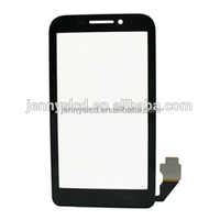 High quality for Blackberry Z30 Black touch screen