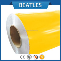 Color coated aluminum alloy coil