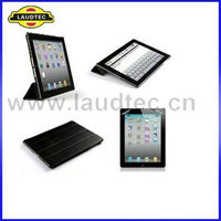 Ultral Slim Folder Book Leather Stand Case for IPad 4 3 2 Hot Selling