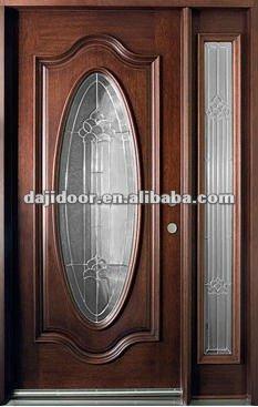 Weather Stripping Exterior Doors Oval Glass DJ-S9302MSO