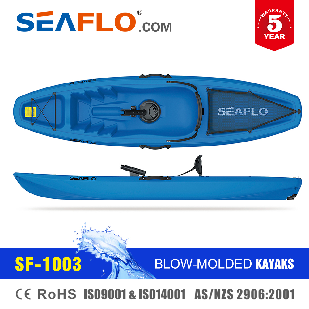 Blow Molded Polyethylene Boats