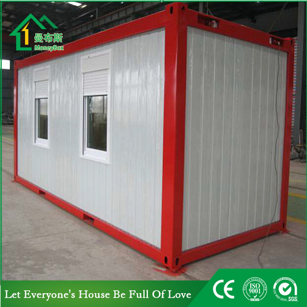 Low Cost Cheap Movable Prefab House