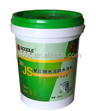 Manufacturer construction material of polymer cement waterproof coating