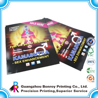 Company sample promotional flyers